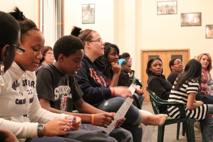05 H2O teens listening