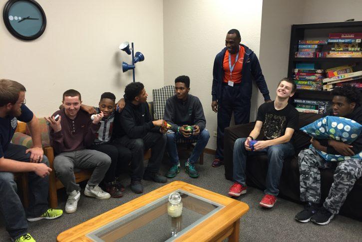 group guys - real life